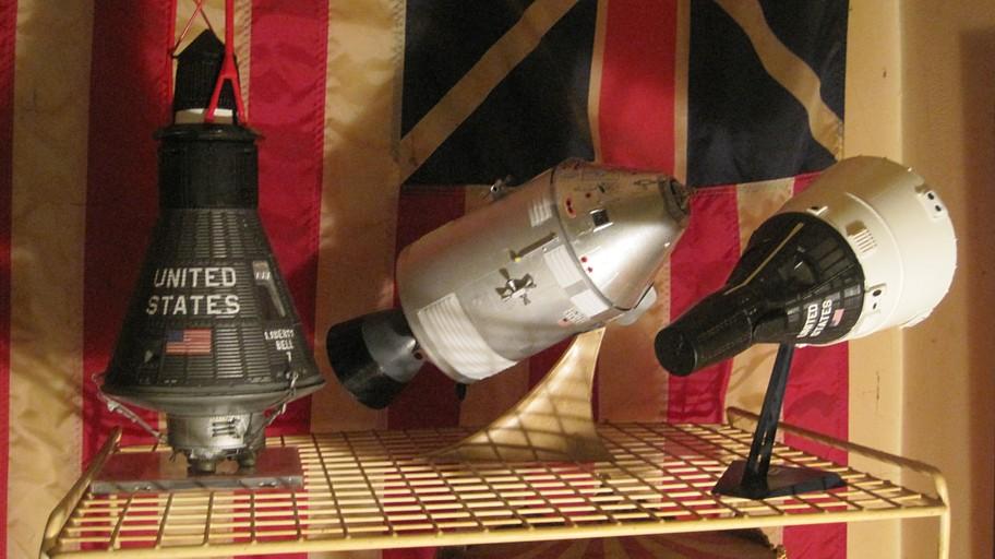liberty bell 7 spacecraft model - photo #17
